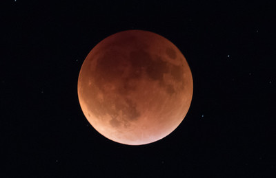 Lunar Eclipse 9/27/2015