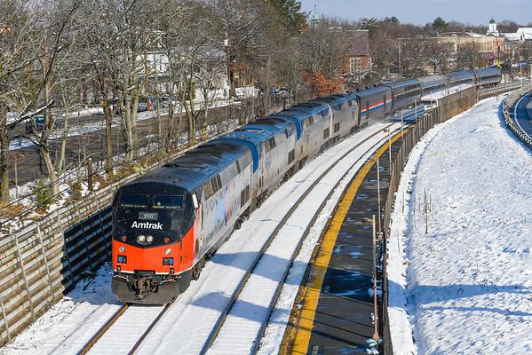 Amtrak Heritage Units