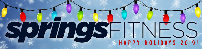 Springs Fitness Holiday Party 2019