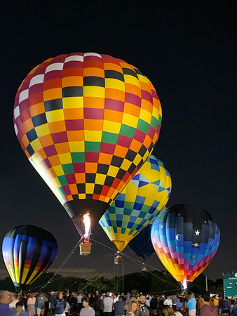 2019-11-29 | Palm Beach Balloon Festival | Wellington