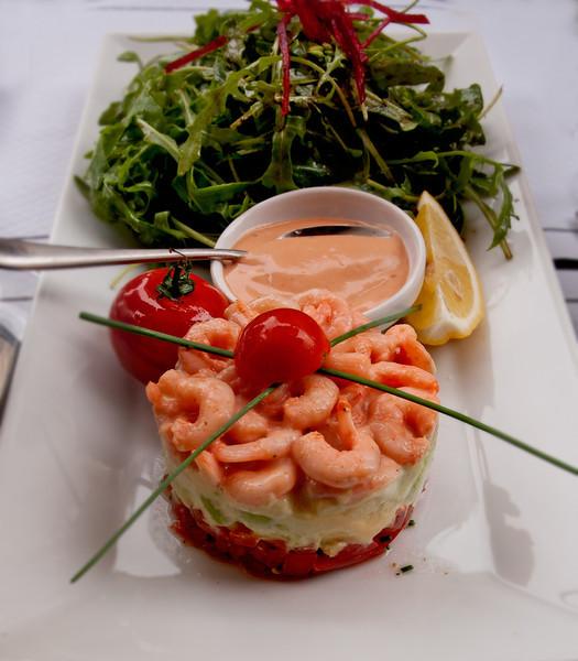 Lunch on the Ile Saint-Louis - Paris