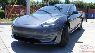 Tesla Model 3 - Midnight Silver 3