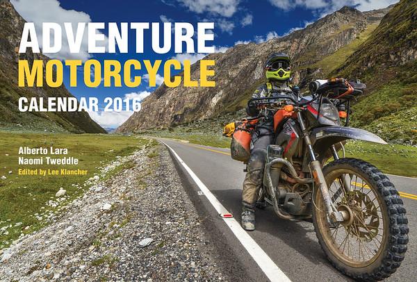 Adventure Motorcycle Calendar 2016