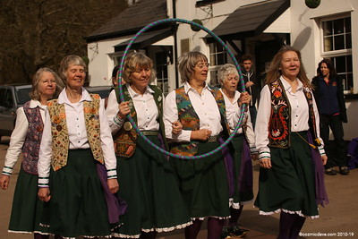 Forest Of Dean Morris Dancers