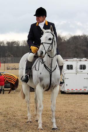 Piedmont Fox Hounds at Gap Run 2-12-15