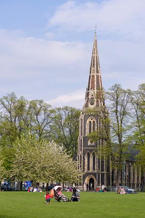 Turnham Green, Chiswick, W4, London, United Kingdom