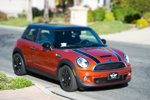 Introducing our MINI Cooper S Hardtop