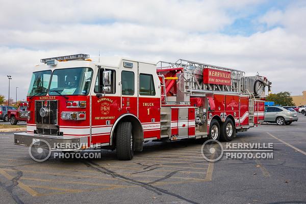 Kerrville Fire Department Ladder Truck