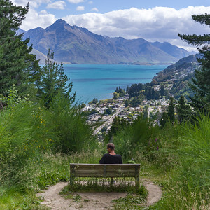 Queenstown Hill Walkway Hike