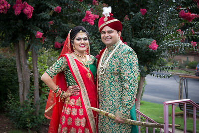PUJA AND MIHIR WEDDING CEREMONY