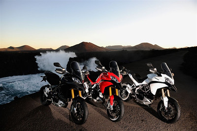 Ducati Multistrada 1200 Wallpapers