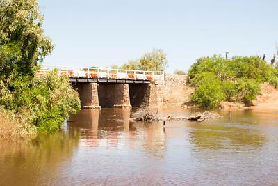 A day along Greenough River