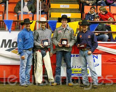 Yorkton New Holland Rodeo - Novice Champion Presentations