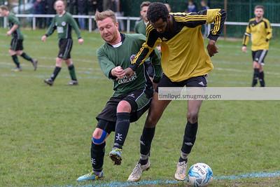 Sutton United FC 1 v 1 Birmingham Irish FC