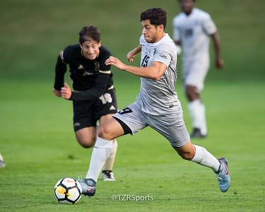 OU Men's Soccer vs. Western Michigan 9/13/2017
