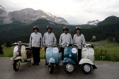 På scooter bilder, mai 2007