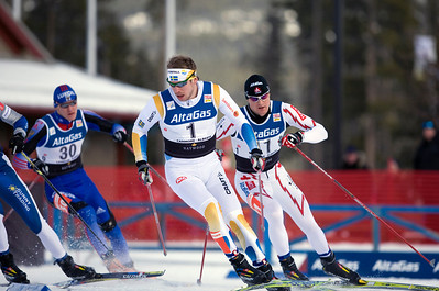 World Cup, Canmore, Men Sprints