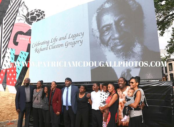 Dick Gregory Celebration Of Life & Homegoing Service