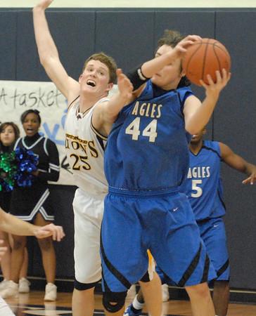 Prestonwood Christian vs Southwest Christian Basketball - Playoff 2/16/07