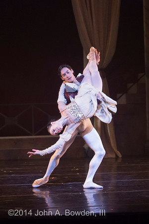Carolina Ballet--Romeo and Juliet