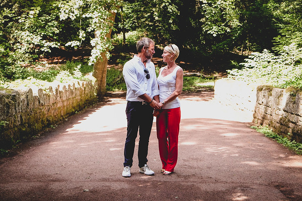 Shirley and Ian's Preshoot