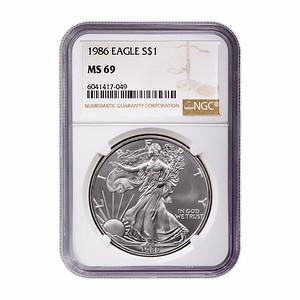 Silver NGC
