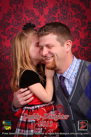 Ovations Daddy-Daughter 02-15-13