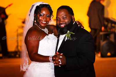Bruce & Sandy Wedding