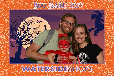 2019 Waterside Shops Halloween