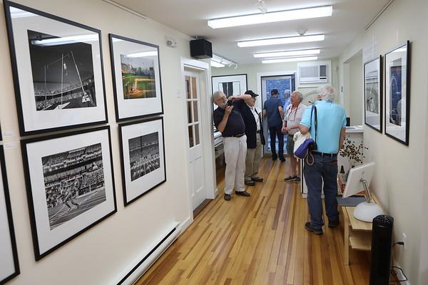 Dave Burnett @ Bob Korn Gallery Opening 7/12/18