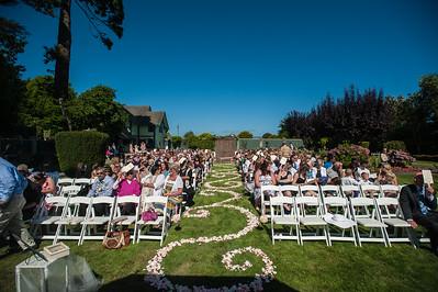 Tia and Robert Wedding