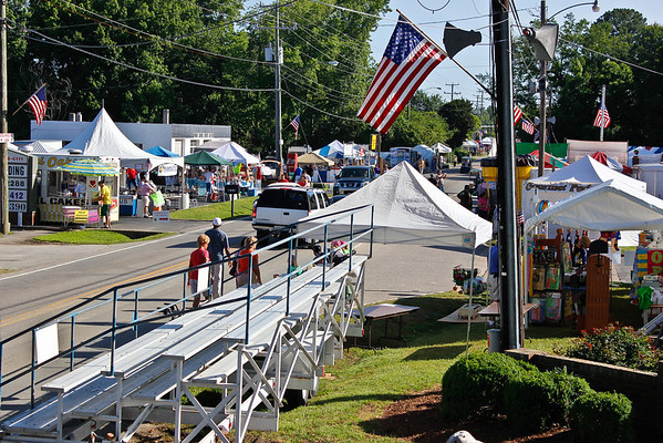 Pungo Strawberry Festival 2012