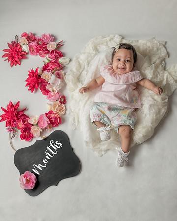 Baby Bell Three Months