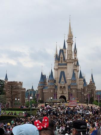 Tokyo Disneyland (combined)
