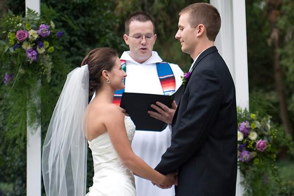 Pizzolato-Pershing Wedding 10.02.10