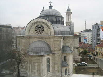 Beyoglu District, Istanbul