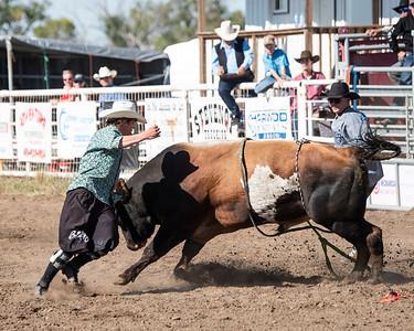 Patricia 2021 Bull Riding - Perf