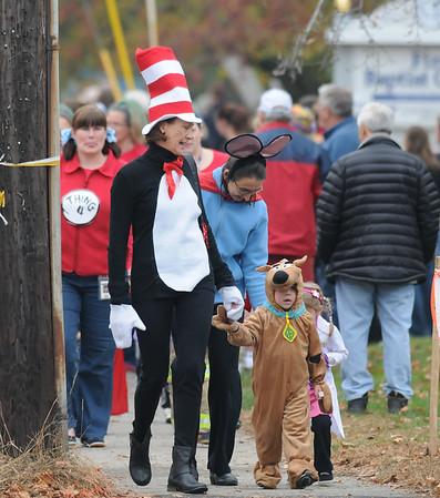 Pollard Halloween Parade