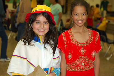 Chattahoochee Elementary International Night 08