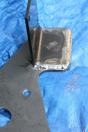 Gas Filter Bracket