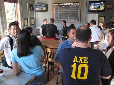 Axe Cohort Happy Hour 09-10-2008