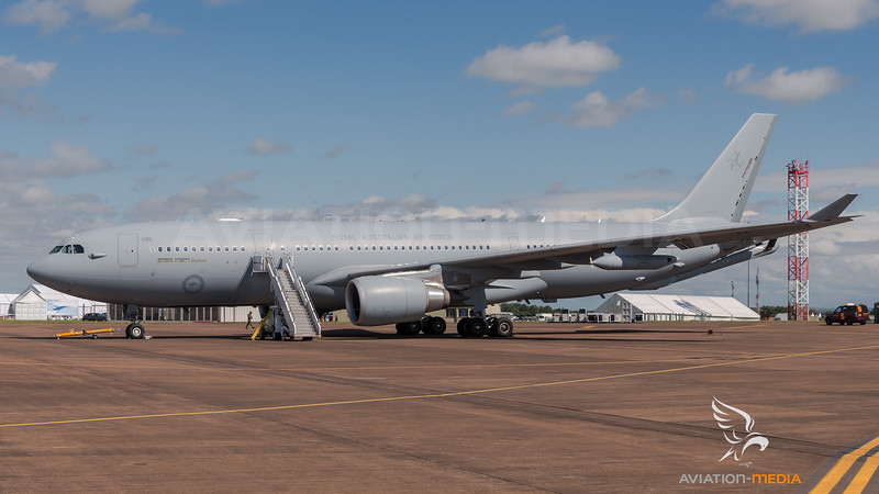 Royal Australian Air Force / Airbus A330MRTT KC-30A Voyager / A39-001