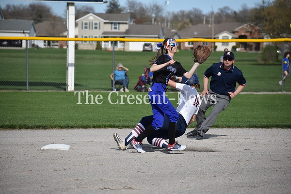 04-22-19 Sports Springfield @ Napoleon SB