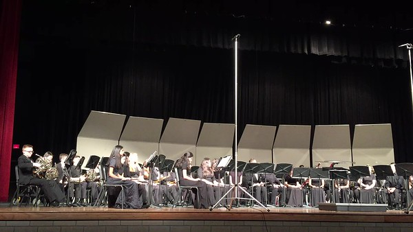 2019.01.18 All Region (Freshman Band) Video