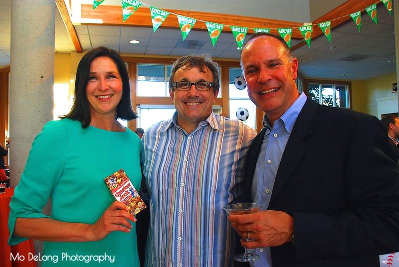 Lorraine Chiatello, Andrew Giacomini and John Chiatello.jpg