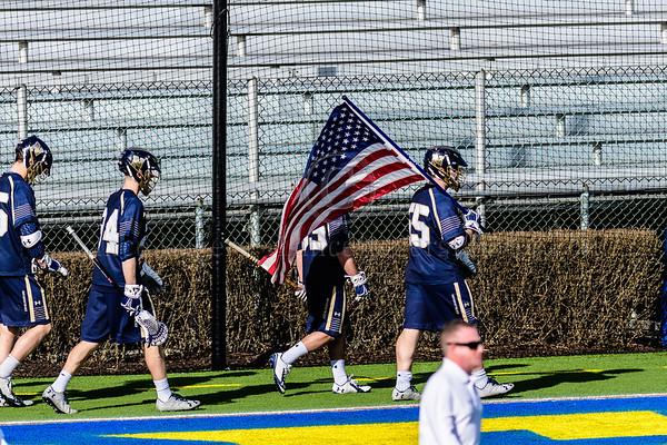 20170218 UDel vs Navy M Lacrosse
