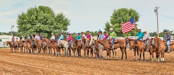 2013 Washington County Fair - Sunday Western Heritage