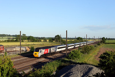 ECML - Skelton Jn. (York) - Morpeth via Newcastle