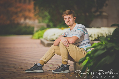 Daniel Longuski Senior Portraits
