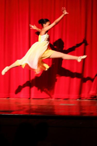 "06.27.09 - The Iona Calhoun School of Ballet - ""A Dancers Dream"""